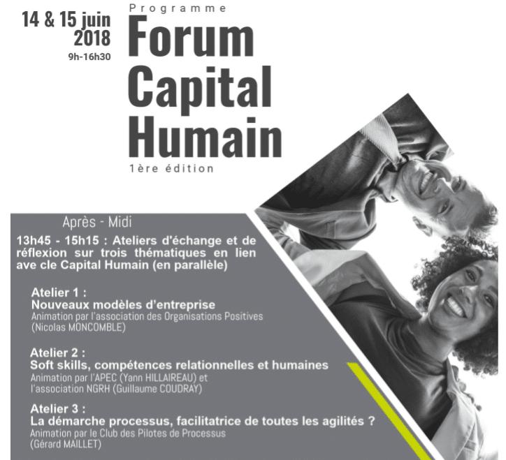 forum capital humain
