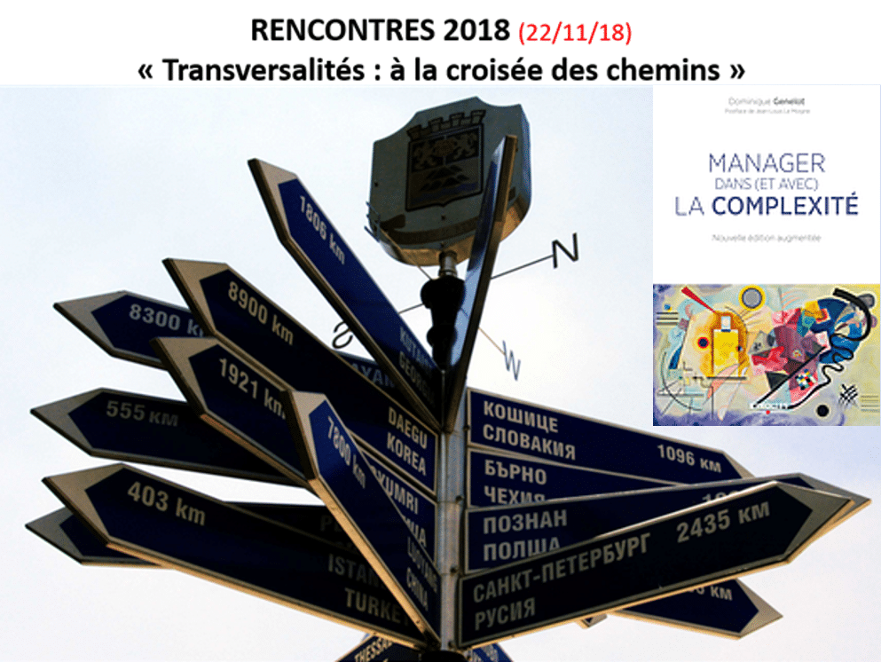 Rencontres 2018 annonce