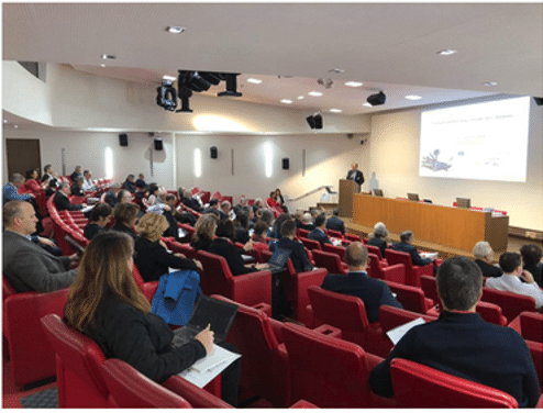 Rencontres 2018 Amphi